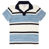 DIGBY RONALD STRIPE_WHITE_BUTTERFLY BLUE_260609_FRONT