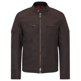 James Hunt x Belstaff archer jh blouson man brown