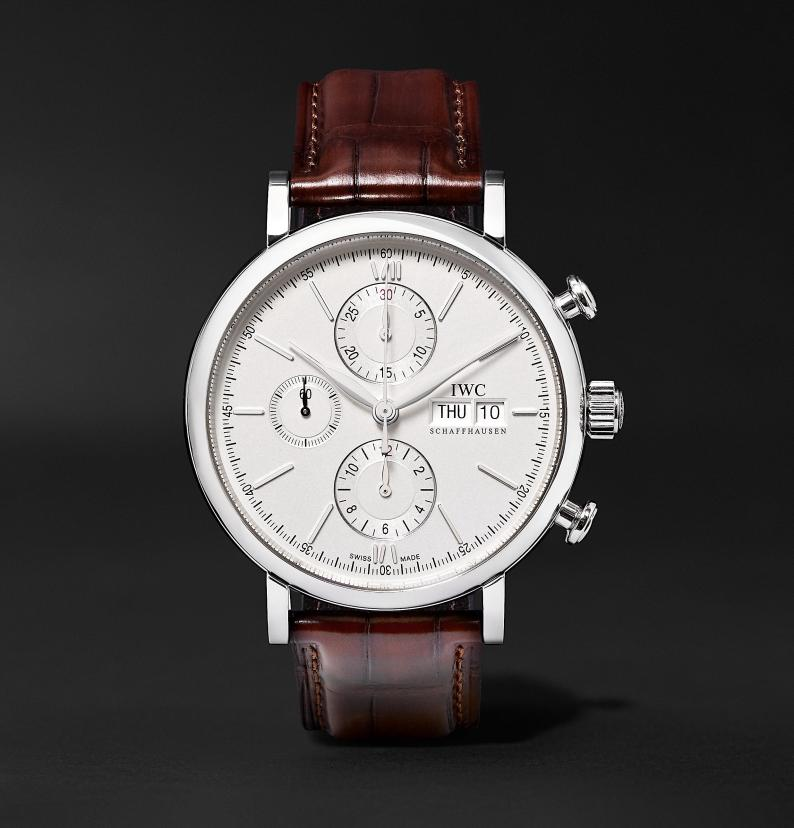 845097_iwc-portofino-chronograph-stainless-steel-dark-brown-alligator-leather-strap