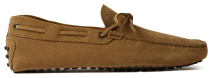 MR PORTER x Tod's - Gommino Driving Shoe (Brown)