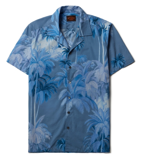 MR PORTER x Tod's Palm Print Shirt