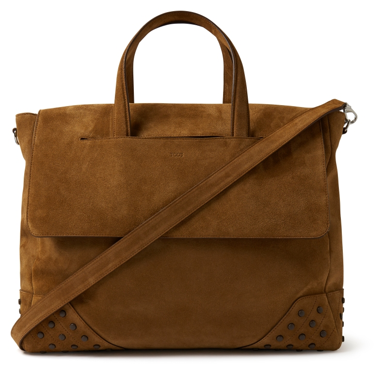 MR PORTER x Tod's shopping gommino tote