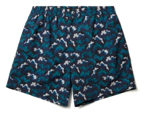 MR PORTER x Tod's Swim Shorts - Cloud Print